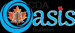 CDA Oasis Bulletin